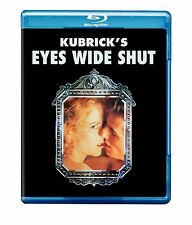 EYES WIDE SHUT (Tom Cruise, Nicole Kidman)   -  Blu Ray - Sealed Region free