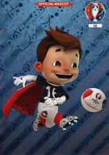 Panini Adrenalyn XL UEFA Euro 2016 Trading Card. 'Official Mascot'