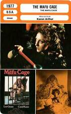 FICHE CINEMA : MAFU CAGE - Grant,Kane,Geer,Arthur 1977 Don't Ring The Doorbell