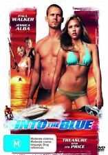 Into The Blue (DVD, 2006) New DVD Region 4 Sealed