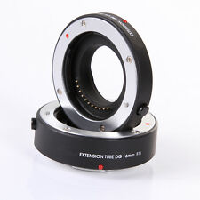 Auto Focus Extension Tube Set for Micro Four Thirds M4/3 m43 Panasonic Olympus