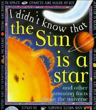 NEW - I Didn'T Know That The Sun Is A Star (I Didn't Know That--,)