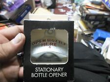 The Starr X Stationary Bottle Opener New in Box.