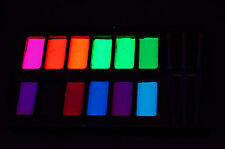 Tulip Blacklight Reactive Body Art Face & Body Paint Palette 15pcs