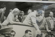 Evita  EVA PERON  and husband  3 historical original photographs   ARGENTINA