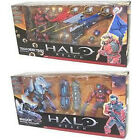 "HALO Reach - 7"" Series 6 Deluxe Boxed Action Figure Sets ~ Case (3) #NEW"
