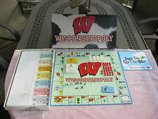 University of Wisconsin: Wisconsinopoly Board Game Complete!