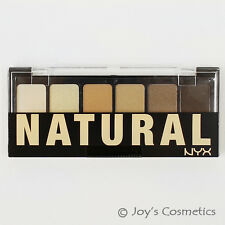 "1 NYX The Natural Shadow Palette - "" TNS01 ""    *Joy's cosmetics*"