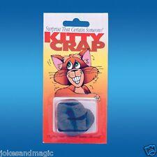 Kitty Crap Fake Prank Fake Party Poop Cat Funny Joke Gag