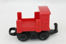 Fisher Price GeoTrax Track Town Train Red Caboose ONLY 2003 Replacement