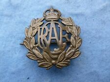 WWII RCAF Hat Badge Royal Canadian Air Force Insignia & Cotter Pin,WW2