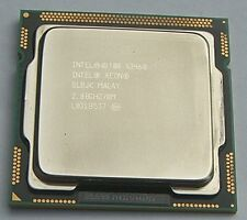 CPU Intel Xeon Prozessor X3460 Quad Core @ 2,83 Ghz SLBJK Socket 1156 / H1 /