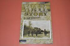 War Story - D-Day Dodgers / Vertigo DC Comics / Ennis & Higgins / Deutsch
