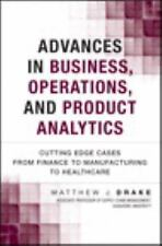 FT Press Analytics: Advances in Business, Operations, and Product Analytics :...
