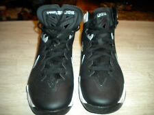 New Nike Hyper Quickness Black/White Hi Top Basketball Shoes 16 M