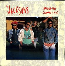 7inch THE JACKSONS nothin that compares 2u HOLLAND NM  1989