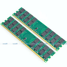 8GB 2x4GB PC2-4200 DDR2 533 533MHZ 240Pin Ram For AMD Desktop DIMM 8G Memory HOT