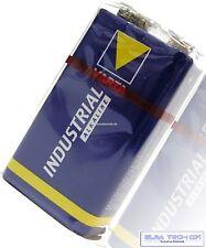 10x VARTA Industrial Batterien 9V Block 6LR61 V4022 9Volt lose