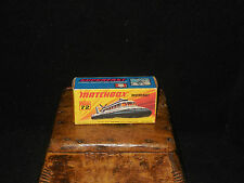 Matchbox Superfast #72 Hovercraft MIB