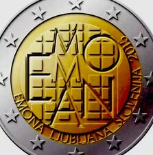 Slovenia 2 Euro Coin 2015 Commemorative EMONA new BUNC from Roll