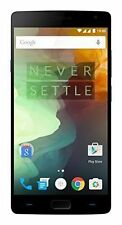 OnePlus 2 A2005 Black Factory Unlocked GSM Android Dual SIM 64GB 4G LTE 12MP