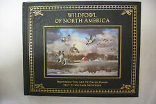 Signed Easton Press Leather Beauty*WILDFOWL OF NORTH AMERICA*Great Illustrations