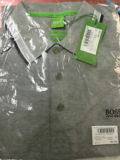 HUGO Branded Polo Tshirt Grey M Size