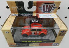 VW V W BEETLE WALMART 1953 DELUXE RED USA MODEL CUSTOM 16-32 RACE CAR  M2