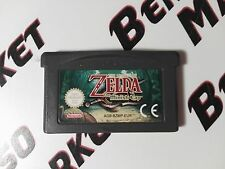 THE LEGEND OF ZELDA THE MINISH CAP NINTENDO GAME BOY ADVANCE GBA DS NDS PAL EUR