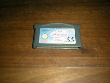 JEU GBA NINTENDO GAME BOY ADVANCE BARBIE MAGIC PEGASUS