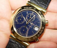 ULYSSE NARDIN Chronograph Automatic Calendar 431-22 5185 18K 36MM watch 1991