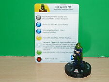 HEROCLIX DC The Flash - 039 Dr. Alchemy