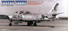Fujimi F36 F86F40 SABER (F-86 SABRE) South Wing 1/72 Scale Kit AKS