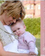 Rowan Classic Mother & Baby Knitting Pattern Book - 16 Designs include Pregnancy