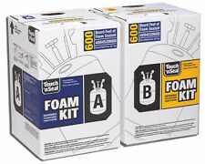 Touch 'n Seal 600BF Spray Foam Insulation Kit Closed Cell-Standard FR-FREE SHIP
