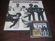 EARTH WIND & FIRE WAY OF WORLD MFSL RARE LIMITED SACD + 180 GRAM LP LOW#D 42 SET