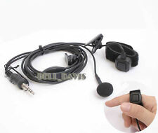 4-009Y7 Earpiece Mic With Finger PTT for VX-6R, VX-7R
