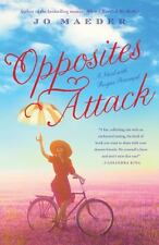 Opposites Attack : A Novel with Recipes Provencal by Jo Maeder (2013, Paperback)