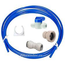 Samsung Side By Side Nevera Filtro De Agua (kit-1) John Guest De 1/4 De Tubo Conector