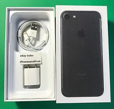 NEW Apple iPhone7 Black 128GB - International Unlocked - Overseas Only - NEW