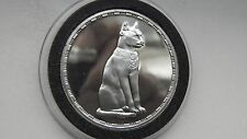 Egypt 5 Pounds 1994 Sacred Cat Silver Proof coin