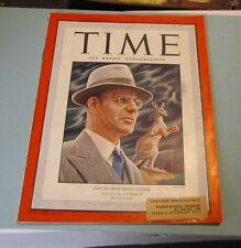 April 24 1944 Time Magazine WWII News John Curtin of Australia Coca-Cola GM Ads