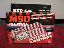MSD Ignition Box 6AL 6420 Multiple Spark Discharge
