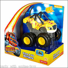 Blaze and the Monster Machine Toy Fisher-Price Nickelodeon Slam & Go Stripes Toy
