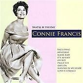 Connie Francis - That'll Be the Day [Delta] (2005)