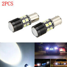 New 2PCS Canbus No Error 1156 BA15S P21W LED Car Tail Backup Reverse Light Bulb