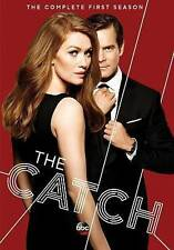 The Catch: The Complete First Season 1 (DVD, 2016, 2-Disc Set)