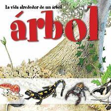 La vida alrededor de un arbol (Spanish Edition)