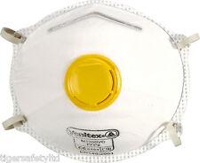 DELTA Plus Venitex m1200v FFP2 P2 MONOUSO RESPIRATORE POLVERI VISO maschere CASE 10