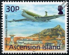 RAF HAWKER SIDDELEY NIMROD MR2 Aircraft Stamp (2013 Ascension Island)